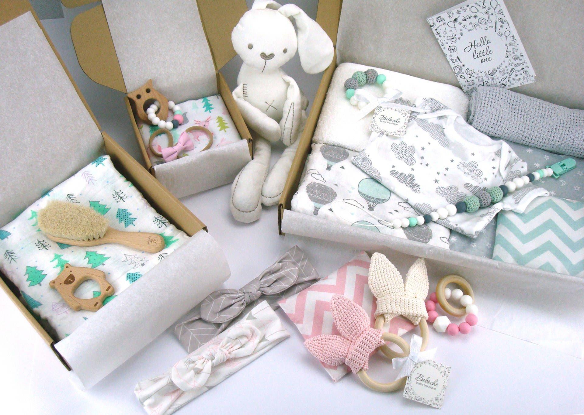 Подарък за 40 дни на бебе момиче