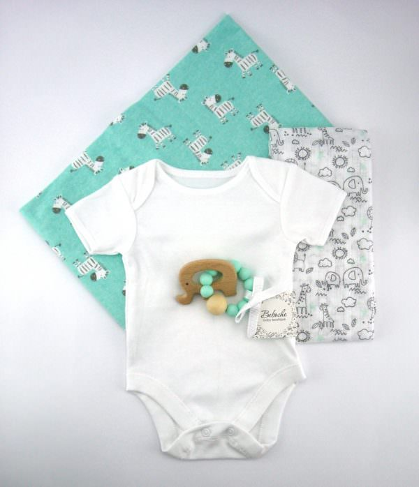 Бебешки комплект за погача на бебе