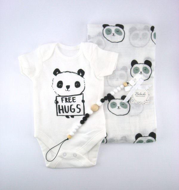 Подаръчен комплект за момче бебе