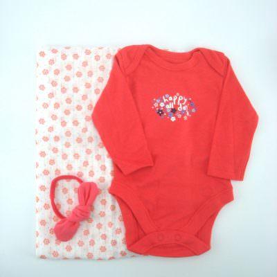 Комплект за момиче бебе