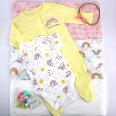 Подаръчен комплект за изписване на бебе