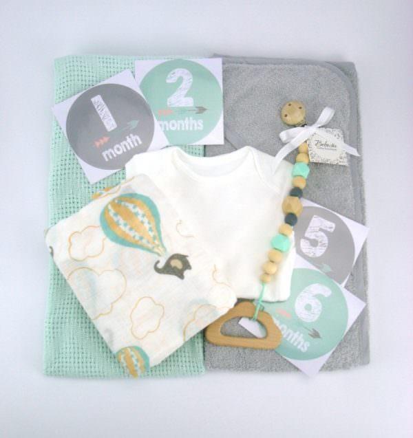 Уникален бебешки комплект