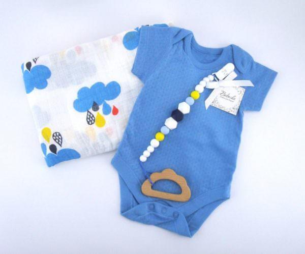 Подарък за 40 дни на бебе