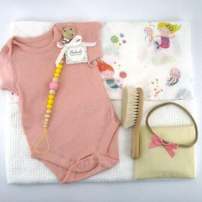 Бебешки подарък за момиче