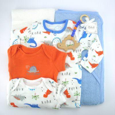 Комплекти за изписване на бебе момче