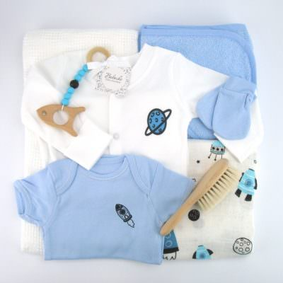 Подарък за новородено бебе момче