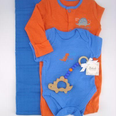 Подарък за погача за бебе момче