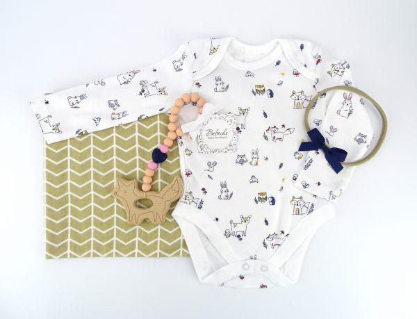 Podaruk za pogacha na bebe momiche