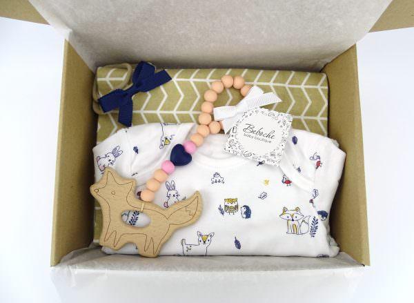 Podaruchna kutiq za bebe momiche