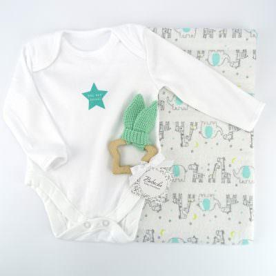 Подарък за погача на бебе
