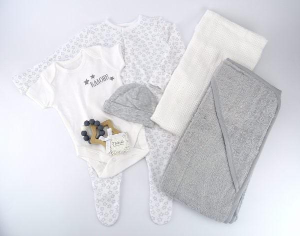 Персонализиран подарък за погача на бебе момче