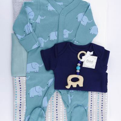 Подарък за 40 дни на новородено момче