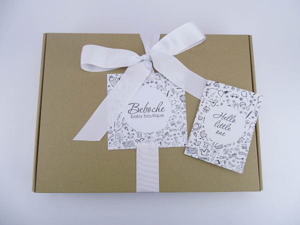 Кутия подарък за бебе