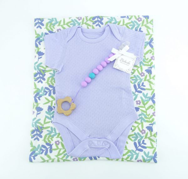 Komplekt podaruk za novorodeno bebe
